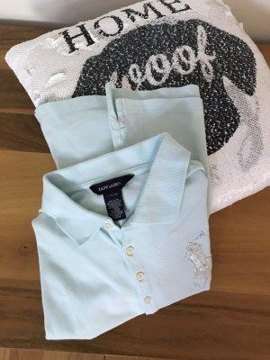 Ralph Lauren Polo Shirt azure-turquoise
