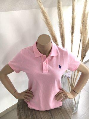 Ralph Lauren Camiseta tipo polo rosa claro