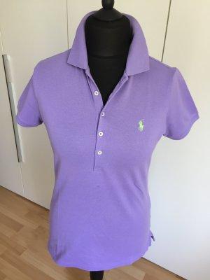 Ralph Lauren Poloshirt, Lila