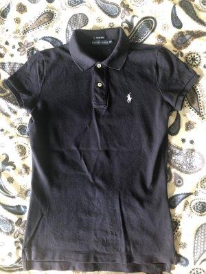 Ralph Lauren Koszulka polo biały-ciemnoniebieski