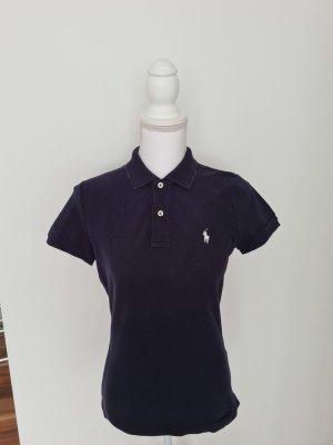 Ralph Lauren Poloshirt T-Shirt in dunkel blau