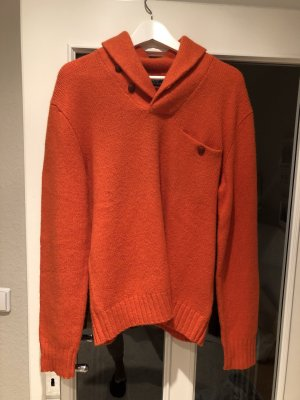 Polo Ralph Lauren Wool Sweater orange-dark orange