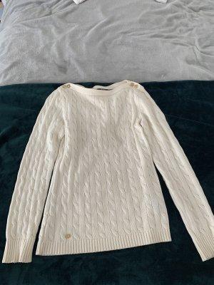Ralph Lauren Cable Sweater cream