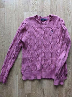 Polo Ralph Lauren Wool Sweater mauve