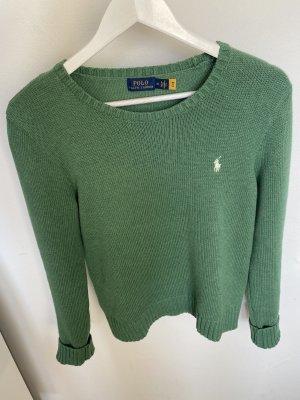 Lauren by Ralph Lauren Crewneck Sweater forest green