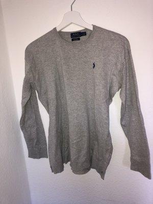 Polo Ralph Lauren Pull en laine gris