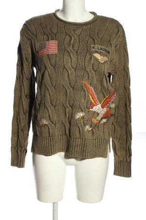 Ralph Lauren Pullover khaki Casual-Look