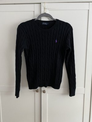 Polo Ralph Lauren Cable Sweater black