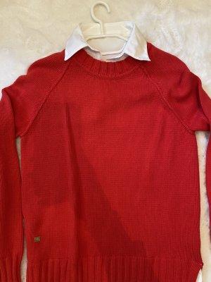 Ralph Lauren Pullover mit Blusen Details