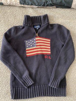 Ralph Lauren Pullover USA Flagge