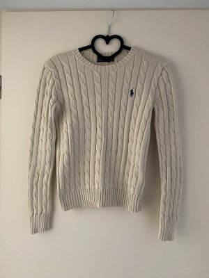 Polo Ralph Lauren Cable Sweater cream