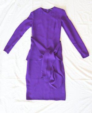 Ralph Lauren Purple Label Kleid CORA in Berry Neu m. Etikett 8 38