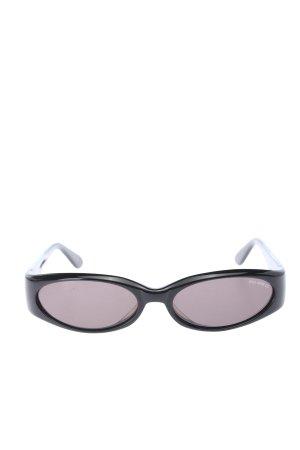 Ralph Lauren Retro Glasses black casual look
