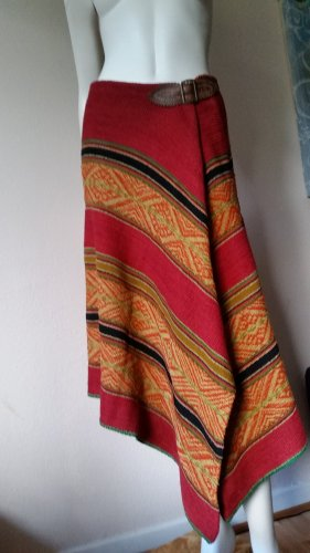 Ralph Lauren Falda cruzada multicolor