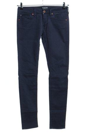 Ralph Lauren Drainpipe Trousers blue casual look