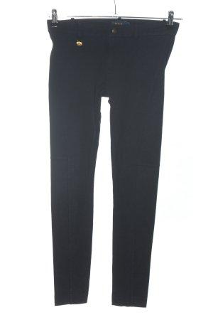 Ralph Lauren Spodnie rurki czarny W stylu casual