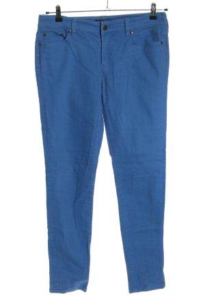 Ralph Lauren Röhrenjeans blau Casual-Look