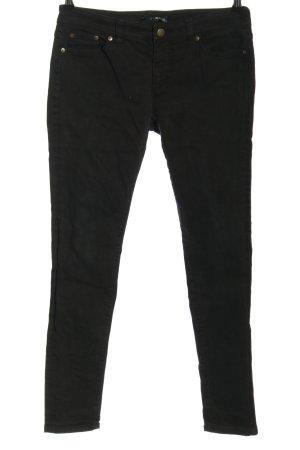 Ralph Lauren Jeansy rurki czarny W stylu casual