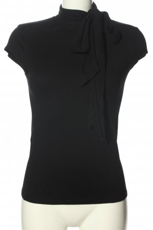 Ralph Lauren Rollkragenshirt schwarz Casual-Look