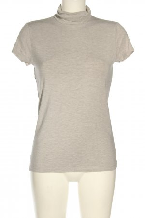 Ralph Lauren Camisa de cuello de tortuga gris claro look casual