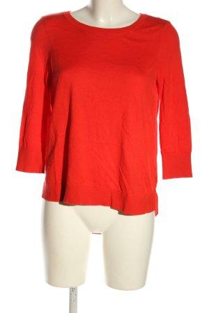 Ralph Lauren Crewneck Sweater red casual look