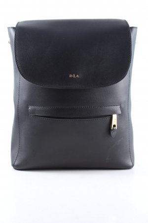Ralph Lauren School Backpack black casual look