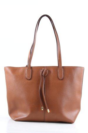 Ralph Lauren Sac porté épaule brun style décontracté