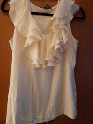 Ralph Lauren V-Neck Shirt natural white