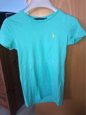 Ralph Lauren Sport Camiseta tipo polo menta
