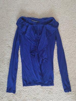 Ralph Lauren Shirt / Bluse Größe X 34, königsblau