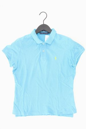 Ralph Lauren Shirt Größe L blau aus Baumwolle