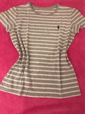 Ralph Lauren Shirt mit grauen Streifen