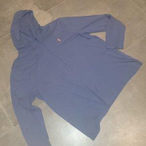 Ralph Lauren Felpa con cappuccio grigio ardesia