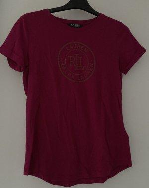 Lauren by Ralph Lauren T-Shirt purple-magenta
