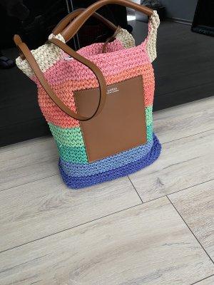 Ralph Lauren Shopper multicolored