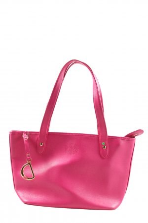 Ralph Lauren Shopper pink Casual-Look