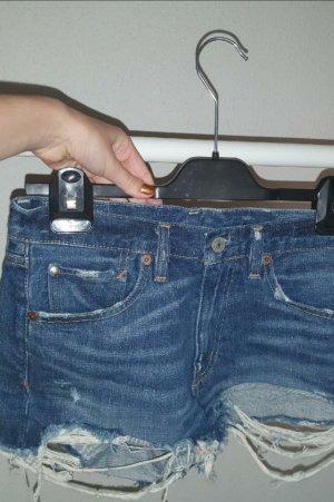 Denim & Supply Ralph Lauren Denim Shorts blue