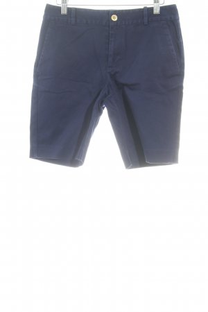 Ralph Lauren Shorts dunkelblau Casual-Look