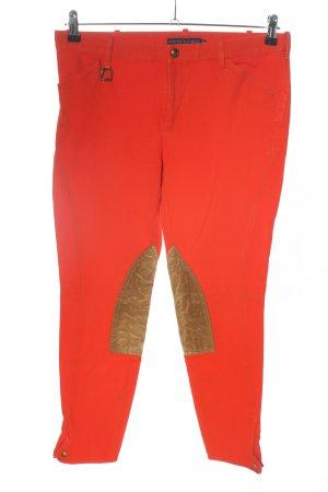Ralph Lauren Skinny Jeans rot Casual-Look