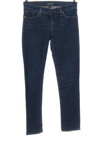 Ralph Lauren Skinny Jeans blue casual look