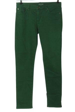 Ralph Lauren Skinny Jeans grün Casual-Look