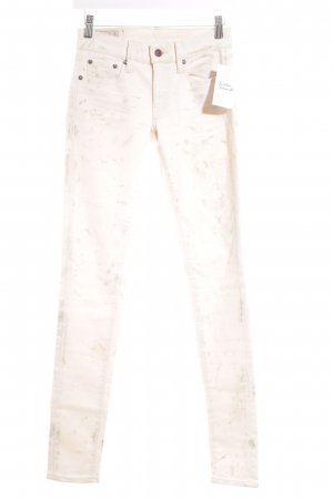Ralph Lauren Skinny Jeans mehrfarbig Street-Fashion-Look