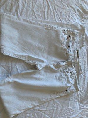 Ralph Lauren Skinny Jeans Weiss