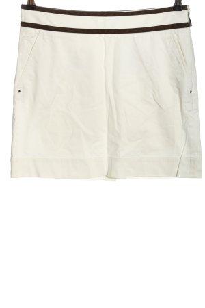 Ralph Lauren Skort blanc-noir style décontracté