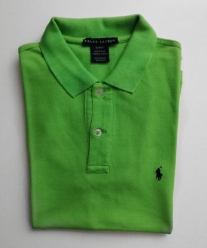 Ralph Lauren Polo shirt groen