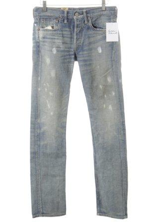 Ralph Lauren Slim Jeans blau Casual-Look