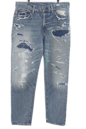 Ralph Lauren Slim Jeans Farbverlauf Casual-Look