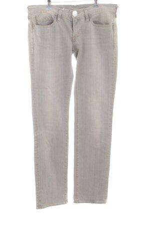 Ralph Lauren Slim Jeans grau Jeans-Optik