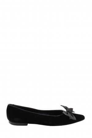 Ralph Lauren Slipper schwarz Business-Look