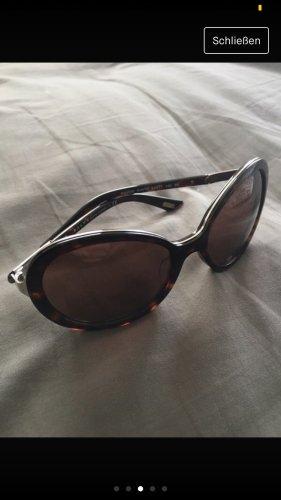 Ralph Lauren Oval Sunglasses black brown